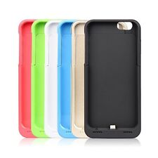 3500mAh External battery backup power case for iphone 6 4.7""