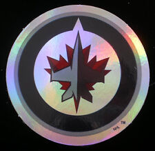 Winnipeg Jets Decal Sticker  NHL Hockey  Officially Licensed