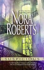 Suspicious : Partners - The Art of Deception - Night Moves by Nora Roberts...