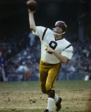SONNY JURGENSEN UNSIGNED WASHINGTON REDSKINS 16X20 PHOTO w/FREE SHIPPING