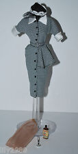 Barbie I Love Lucy Does a Commerical  Outfit Fashion Dress Vitameatavegamin