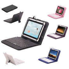 "iRULU Tablet PC eXpro X1 7"" Android 4.4 Dual Cam Quad Core Pad WIFI w/ Keyboard"