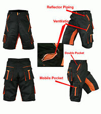 Ventilation Feature MTB Cycling Shorts,Mountain BikingOff Rd,Padded Inner Liner