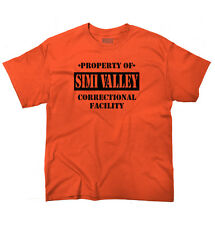 Property of Simi Valley, CA Prison The New Black Novelty TV Youth T-Shirt