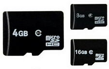 4GB 8GB 16GB Micro SDHC Class 10 TF Memory Card  + TF slot USB 2.0 Reader