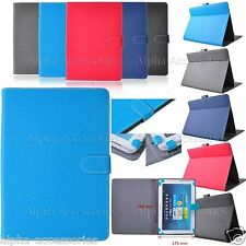 """Universal Tablet Case Luxury Adjustable Stand Cover For 9"""" to 10.1"""" Android iPad"""