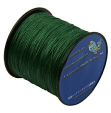 Moss Green Super 100-1000M 6-300LB 100%PE Dyneema Power Pro Braid Fishing Line
