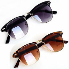 Hot! Fashion Retro Vintage Womens Mens Designer Oversized Sunglasses New BNG