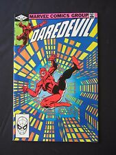 Daredevil #186  NM  Marvel 1982  Miller Art  Elektra  High Grade Marvel Comic