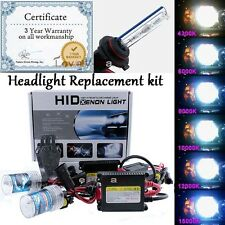 9005 High Beam or 9006 Low Beam HID 6K 8K Conversion Bulb 55W KIT For Mazda W1