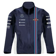 Williams Martini Racing Team Softshell Track Jacket