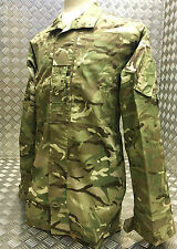 Genuine British Army MTP Lightweight Jacket 2 Warm Weather Camo Pattern - NEW