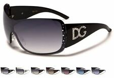 DG WOMEN LADIES CELEBRITY DESIGNER OVERSIZED EYEWEAR SUNGLASSES DG977 NEW