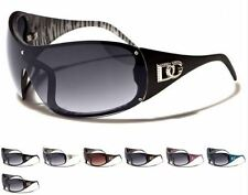 DG WOMEN LADIES CELEBRITY DESIGNER SHIELD EYEWEAR SUNGLASSES DG1066 NEW