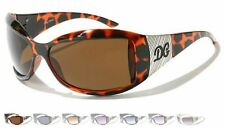 DG WOMENS LADIES RETRO PLASTIC UV400 CELEBRITY DESIGNER FASHION SUNGLASSES DG325