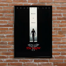 The Crow Cult Classic Hero Movie Poster High Quality Poster Print Art A1, A2 A3+