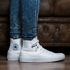WOMEN'S UNISEX SHOES SNEAKERS CONVERSE CHUCK TAYLOR ALL STAR II HI [150148C]