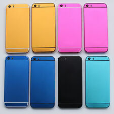Replace Housing Rear Back Battery Door Cover Case For Iphone 5S To Iphone 6 mini