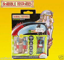 HORRIBLE HISTORIES - AWESOME EGYPTIAN - ROTTEN ROMAN - SPECIAL SET