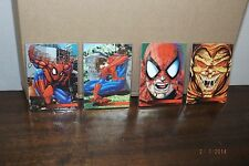 1995 FLEER FLAIR MARVEL ANNUAL - INDIVIDUAL CARDS #'s 76-150