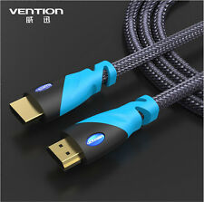Vention High Speed HDMI V1.4 GOLD CABLE for PS4/XBox/HDTV/1080P Precision Work