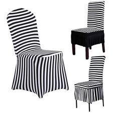 NEW Zebra Stretch Spandex Lycra Chair Cover Wedding Supply Party Banquet Decor