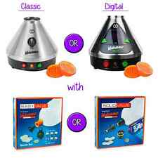 NEW Volcano Classic or Digital Vaporizer  w/ Easy or Solid Valve + FREE Grinder
