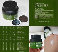 Samples Tonymoly The Chok Chok Green Tea Watery Cream fermented green tea