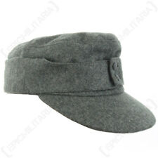 GERMAN ARMY M43 HEER FIELD/SKI CAP - WW2 Repro All Sizes Hat