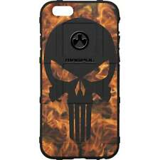 Magpul Field Case for iPhone SE,4,5,5s. Custom Punisher on Fire Ego Tactical