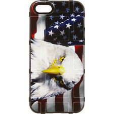 Magpul Field Case for iPhone SE,4,5,5s. Custom American Eagle by Ego Tactical