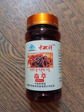 Cordyceps Sinensis Concentrated Capsule Cleaner Lung Improve Immunity