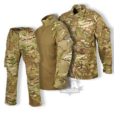 BRITISH ARMY 2017 PCS STYLE TROUSERS UBACS SHIRT MTP PATTERN ISSUE MULTICAM
