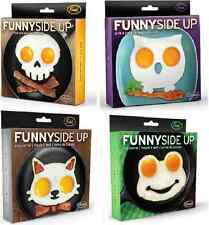 Fred Funny Side Up Novelty Fried Egg Mould Breakfast Pancake Ring Mold GIFT