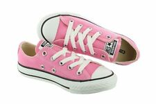 Converse All Star Chuck Taylor OX 3J238 Pink Classic Canvas Kids Youth Shoes