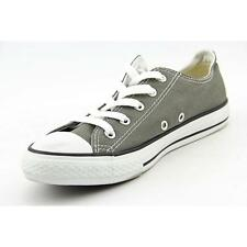 Converse All Star Chuck Taylor OX 3J794 Grey Classic Canvas Kids Youth Shoes