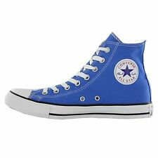 New Converse Chuck Taylor All Star Hi 147129F Blue Shoes Sneakers High Top