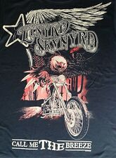 """New! Lynyrd Skynyrd """"The Breeze"""" Classic Southern Rock Licensed Adult T-Shirt"""