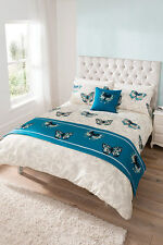 Botanic Bed In A Bag Beautiful Butterfly Runner Cushion Cover Bedroom Caravan