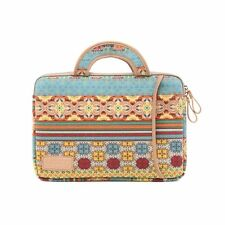 NEW Bohemia Carrying Case Sleeve Bag Cover Notebook Laptop Handbag for Macbook