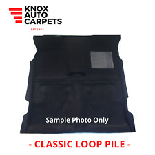 VALIANT CHARGER VH, VJ, VK & CL CLASSIC LOOP PILE FRONT & REAR MOULDED CARPET