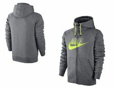 Nike Mens AW77 Futura Fleece Full Zip Hoodie Jacket  Save 40%!!  Medium Large XL