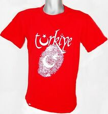 Shirt T-Shirt Motive TURKEY turkey Size ( S-M-L ) Color Red