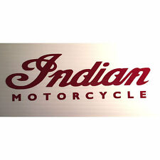 Vinyl Decal Car Window Sticker - Indian Motorcycle