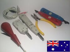 NBN,ISGM,TELSTRA,HFC, LOOP A LINE CCT PUNCH DOWN TOOLS NOT A PIT KEY PIT GUARD