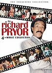 The Richard Pryor 4 Movie Collection (DVD, 2006, The Franchise Collection) shelf