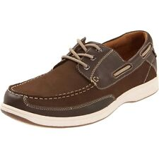 Florsheim Mens Lakeside Ox Boat Shoes Brown