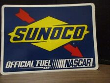 Sunoco Official Fuel of NASCAR -  Racing Decal - Stickers - New - Vinyl