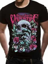Bullet For My Valentine BFMV - Skull Red Eyes - NEW T Shirt - Var Szs - OFFICIAL