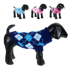 Pet Dog Sweater Puppy Knit Clothes Confortable Coat Apparel For Small Medium Dog